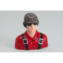 Civil Pilot (1/6 Red)