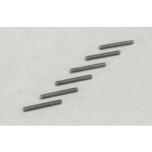 Sullivan 4-40 x 1 Inch Threaded Stud (Pk6)