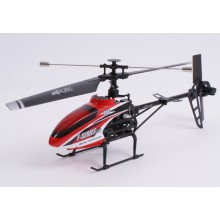 MJX F46 Single Rotor Helicopter Complete Blue 4 Ch (2.4GHz)