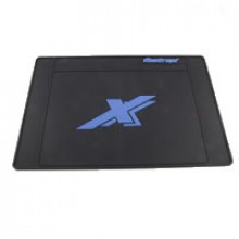 FASTRAX MEDIUM PIT MAT - BLACK 62cm x 42cm