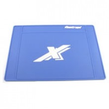FASTRAX MEDIUM PIT MAT - BLUE 62cm x 42cm