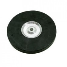ALUMINIUM/RUBBER WHEEL FOR FAST54/FAST550/A