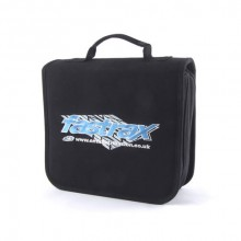 FASTRAX MEGA TOOL CARRY BAG 40 SLOTS ZIP SLOT 2 LAYERS