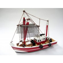 Fishing Magician - Static wooden boat kit