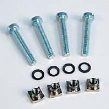 Spec.Eng.Mount. Bolt Set M4