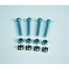 Spec.Eng.Mount. Bolt Set M3