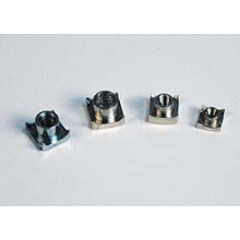 Machined Square Blind Nut M3.5 pk 8