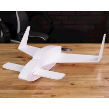 Flite Test LongEZ Maker Foam Electric Airplane Kit (483mm)