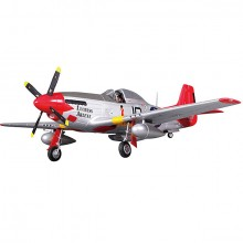 FMS 1450MM P-51D MUSTANG V8ARTF - SCRATCH AND DENT 1