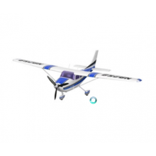 FMS Sky Trainer (182 Mk II) ARTF 1400mm SPAN Electric Aircraft - less Tx/Rx/battery & charger - Blue