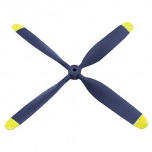 FMS 10.5 x 8 4-BLADE PROPELLOR (ROC HOBBY P-39 AIR COBRA)