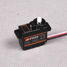 FMS 9G SLOW FLAP SERVO REVERSE w/300mm LENGTH CABLE