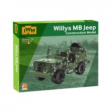 IWM WILLYS MB JEEP CONSTRUCTION SET