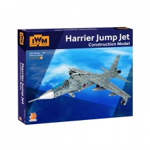 IWM HARRIER JUMP JET CONSTRUCTION SET