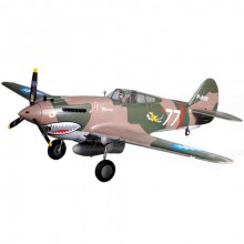 FMS P40B Flying Tigers ARTF with flaps and retracts