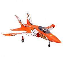 FMS SUPER SCORPION 90MM EDF ARTF with out TX/RX/BATT/CHARGER - ORANGE