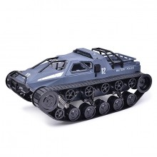 FTX FTX BUZZSAW 1/12 ALL TERRAIN TRACKED VEHICLE - GREY -RTR