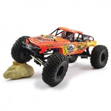 FTX MAULER 4X4 ROCK CRAWLER BRUSHED 1:10 READY-TO-RUN - Red