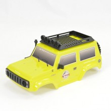 FTX MINI OUTBACK 2.0 PASO BODYYELLOW w/ACCESSORIES