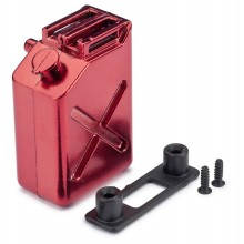 Dummy Fuel Tank Filler Can 1:10 Red
