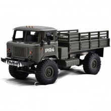 Funtek - PR4 - 1/16th scale 4wd Military ready to run truck (Green version)