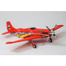 FMS 1100mm P-51 DAGO RED ARTF with out TX/RX/BATTERY