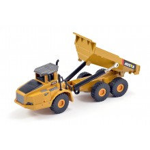 HUINA 1/50 DIECAST 6-WHEEL DUMP TRUCK STATIC MODEL