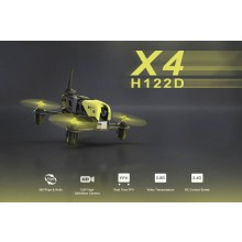 HUBSAN X4 STORM RACING DRONE PACK WITH LCD SCREEN & GOGGLES - Exd Display