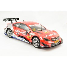 CARISMA M40S MERCEDES AMG DTM (red) 1/10TH KIT - PRE ORDER ONLY