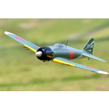 FMS 1100MM ZERO FIGHTER ARTF W/ith out TX/RX/BATTERT - With REFLEX