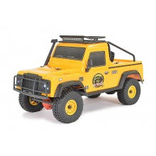 FTX Ranger XC 1:16th 4WD Ready To Run Pick Up Trail Vehicle -Yellow