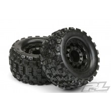 PROLINE BADLANDS MX28 2.8 Inches ALL TERR. BLK F11 REAR WHEEL 17MM