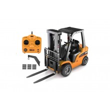 HUINA R/C FORK LIFT 2.G 8CH W/DIE CAST PARTS - Ready to Lift