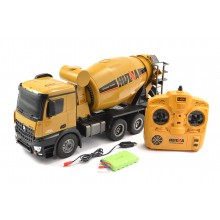 HUINA 1:14 RC MIXER TRUCK 2.4G 10CH - FOR PRE ORDER ONLY