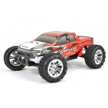 FTX CARNAGE 2.0 1/10 BRUSHED TRUCK 4WD Ready to Run - RED