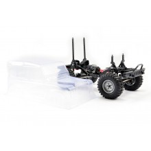 FTX OUTBACK 2 ROLLING CHASSIS 1:10 CRAWLER With RANGER CLEAR Body