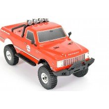 FTX OUTBACK MINI X PATRIOT 1:18 TRAIL READY-TO-RUN RED