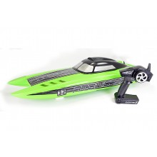 VOLANTEX ATOMIC SR85 BRUSHLESS BOAT - green