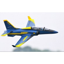 ROC HOBBY 1100MM VIPER BLUE 70MM EDF - SECOND HAND