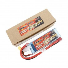 Gens ace Battery LiPo 2S 7.4V-1800-40C(Deans) 96x31x19mm 110g