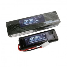 Gens Ace RC 7.2v 5000mAh NiMh Stick Pack Battery