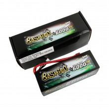 Gens ace Battery LiPo 4S 14.8V-6000-50C(Deans) 139x46x49mm 520g