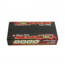 Gens ace Battery LiPo 1S HV 3.8V-8000-130C(5mm) 93x47x18.5mm 150g