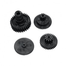 Servo Gear Set 581 For DSR/RBS581 RBS582
