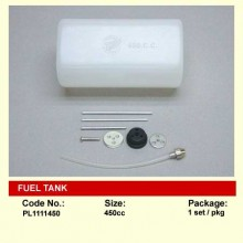 World Models Fuel Tank 450 cc