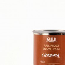 Chroma Enamel Fuelproof Paint Gloss Clear 125ml