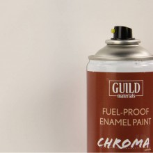 Gloss Enamel Fuel-Proof Paint Chroma Clear (400ml Aerosol) GLDCHR6408 (FL6408)
