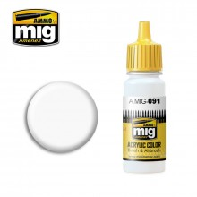 Ammo Mig Jimenez Acrylic 17ml Paint GLOSSY VARNISH