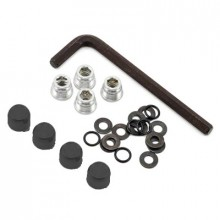GMADE 1.9 RH05 WHEEL HUBS BLACK (4)