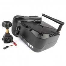 TEAM ASSOCIATED XP DIGITAL DSV SYSTEM (FPV GOGGLE & CAMERA SET)